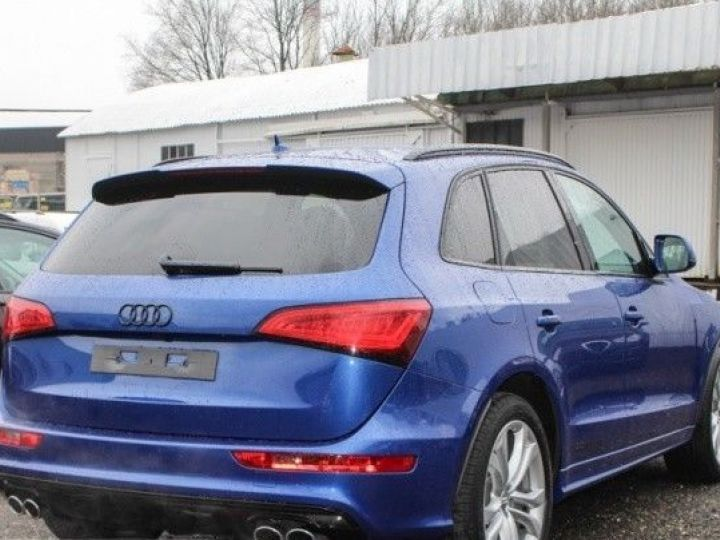 Audi SQ5 3.0 V6 BITDI 313CH QUATTRO TIPTRONIC BLEU Occasion - 2