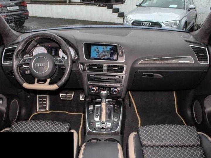 Audi SQ5 3.0 V6 BITDI 313CH QUATTRO TIPTRONIC BLEU Occasion - 3