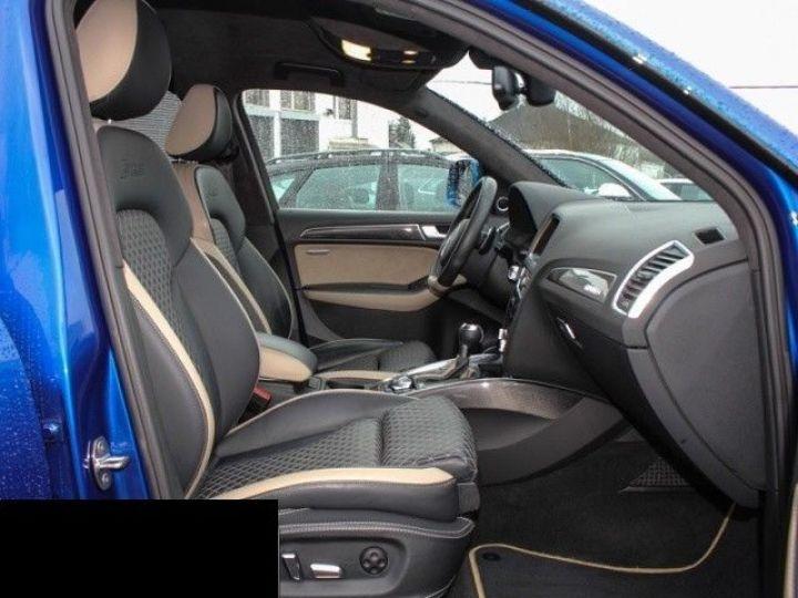 Audi SQ5 3.0 V6 BITDI 313CH QUATTRO TIPTRONIC BLEU Occasion - 4