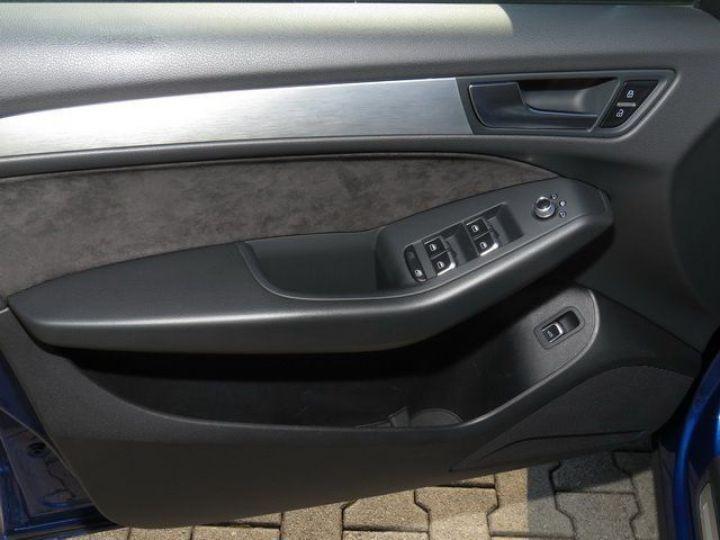 Audi SQ5 3.0 V6 BITDI 326CH QUATTRO TIPTRONIC BLEU Occasion - 8