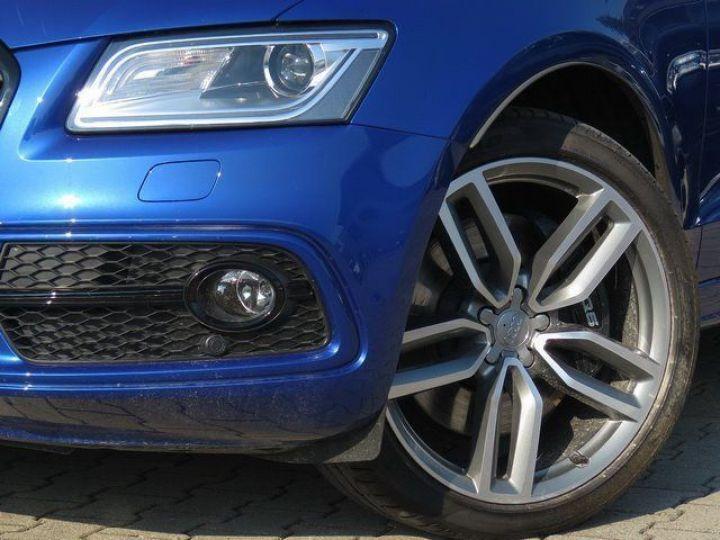 Audi SQ5 3.0 V6 BITDI 326CH QUATTRO TIPTRONIC BLEU Occasion - 11