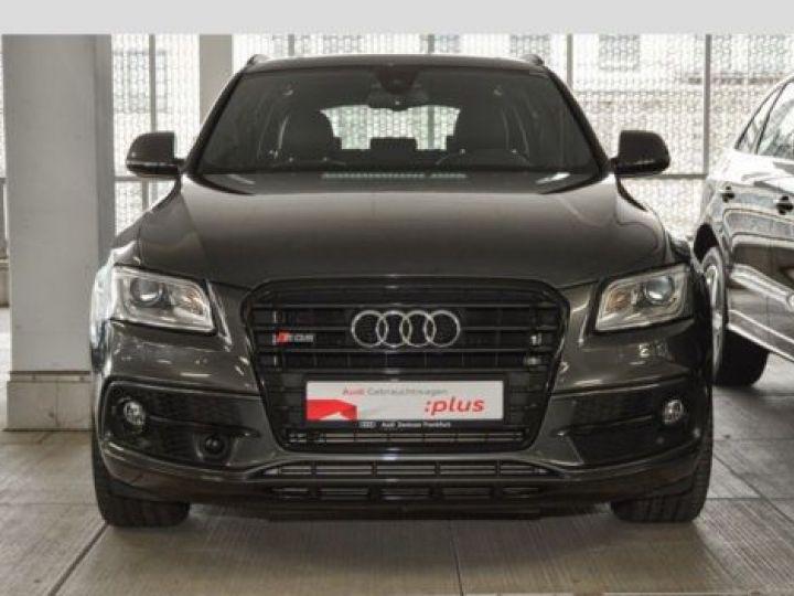 Audi SQ5 3.0 V6 BITDI 326CH QUATTRO TIPTRONIC GRIS Occasion - 4