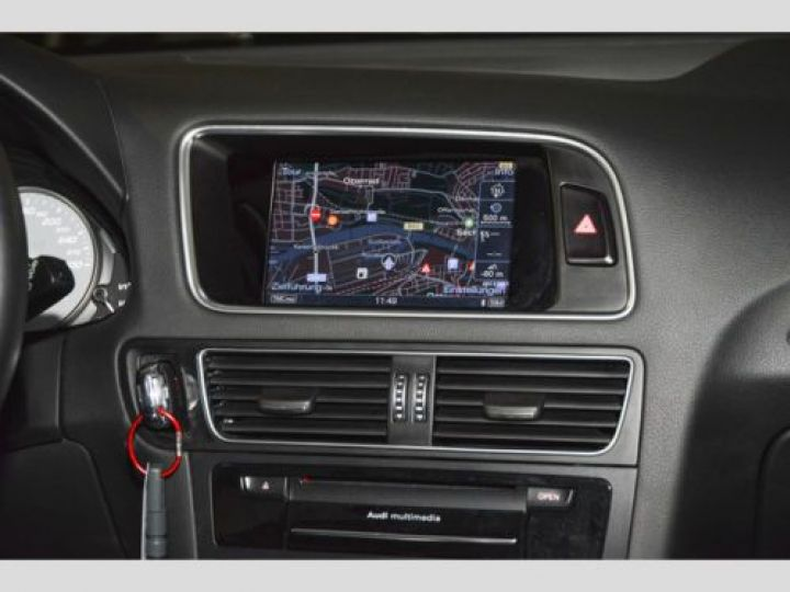 Audi SQ5 3.0 V6 BITDI 326CH QUATTRO TIPTRONIC GRIS Occasion - 13