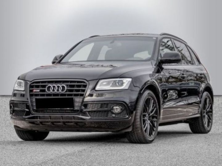 Audi SQ5 3.0 V6 BITDI 326CH QUATTRO TIPTRONIC NOIR Occasion - 1