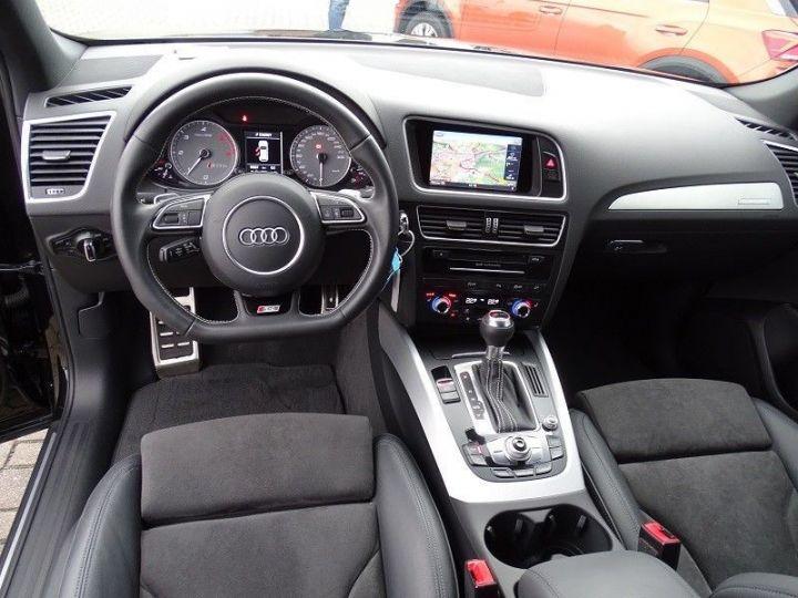 Audi SQ5 3.0 V6 BITDI 326CH QUATTRO TIPTRONIC NOIR Occasion - 8