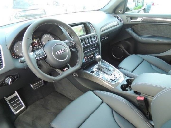 Audi SQ5 3.0 V6 BITDI 326CH QUATTRO TIPTRONIC GRIS Occasion - 2