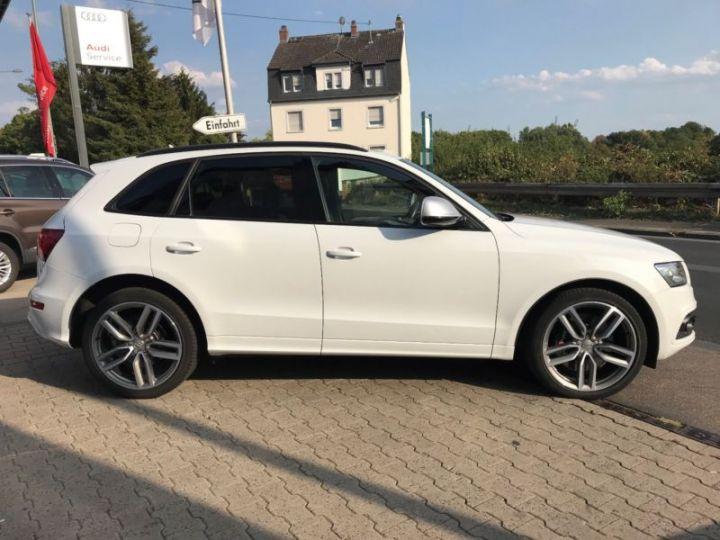 Audi SQ5 3.0 V6 BITDI 326CH QUATTRO TIPTRONIC BLANC Occasion - 12