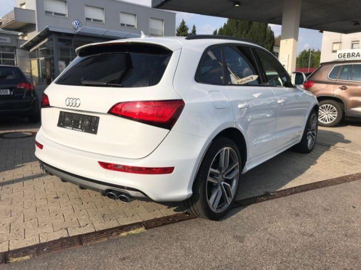 Audi SQ5 3.0 V6 BITDI 326CH QUATTRO TIPTRONIC BLANC Occasion - 17