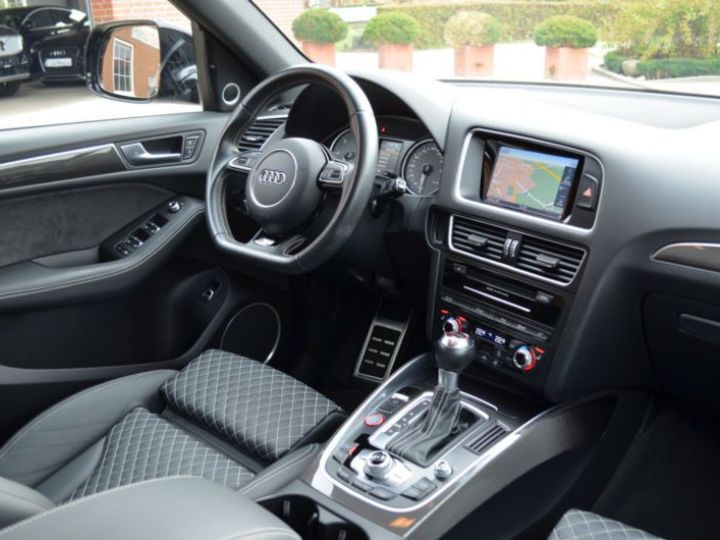 Audi SQ5 3.0 V6 BITDI 326CH QUATTRO TIPTRONIC NOIR Occasion - 15