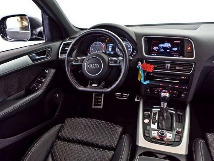 Audi SQ5 3.0 V6 BITDI 326CH QUATTRO TIPTRONIC GRIS Occasion - 9