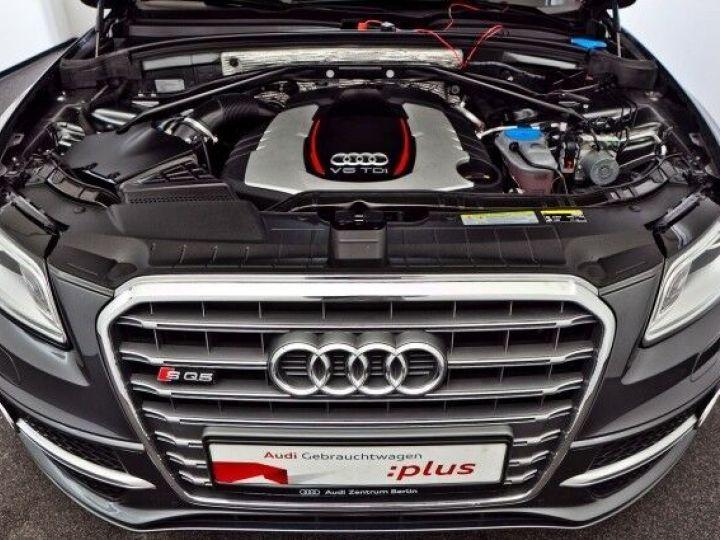 Audi SQ5 3.0 V6 BITDI 326CH QUATTRO TIPTRONIC GRIS Occasion - 10