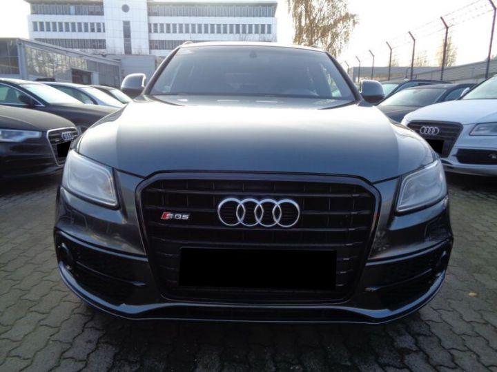 Audi SQ5 3.0 V6 BITDI 326CH QUATTRO TIPTRONIC GRIS Occasion - 1