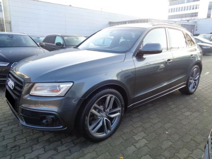 Audi SQ5 3.0 V6 BITDI 326CH QUATTRO TIPTRONIC GRIS Occasion - 5