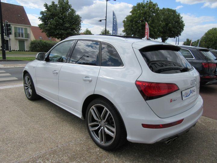 Audi SQ5 3.0 V6 BITDI 326CH QUATTRO TIPTRONIC Blanc Occasion - 3