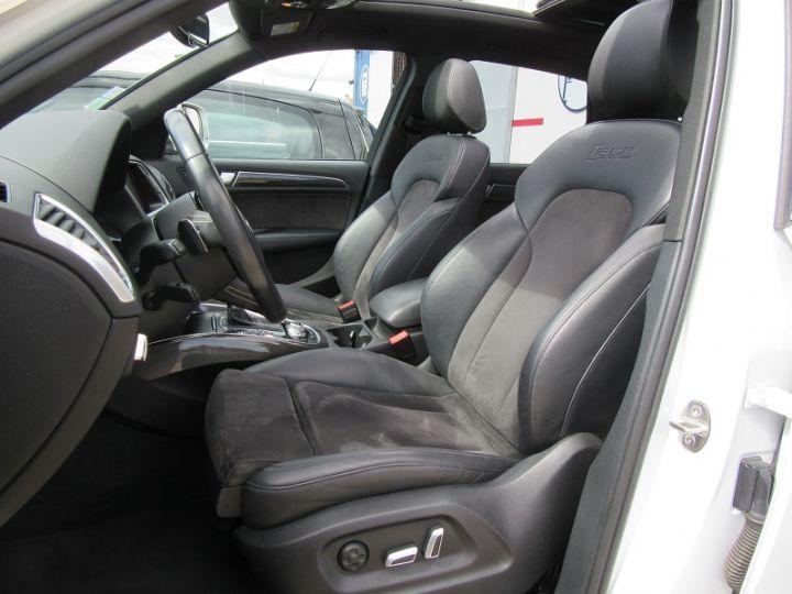 Audi SQ5 3.0 V6 BITDI 326CH QUATTRO TIPTRONIC Blanc Occasion - 4