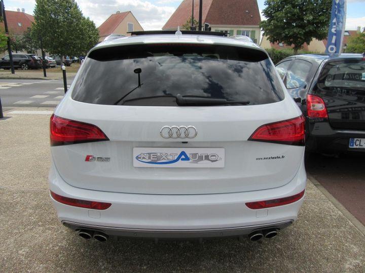 Audi SQ5 3.0 V6 BITDI 326CH QUATTRO TIPTRONIC Blanc Occasion - 8
