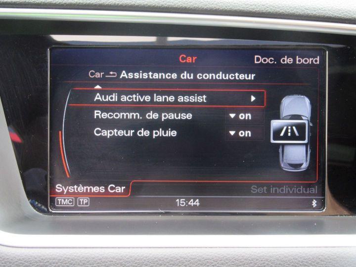 Audi SQ5 3.0 V6 BITDI 326CH QUATTRO TIPTRONIC Noir - 16