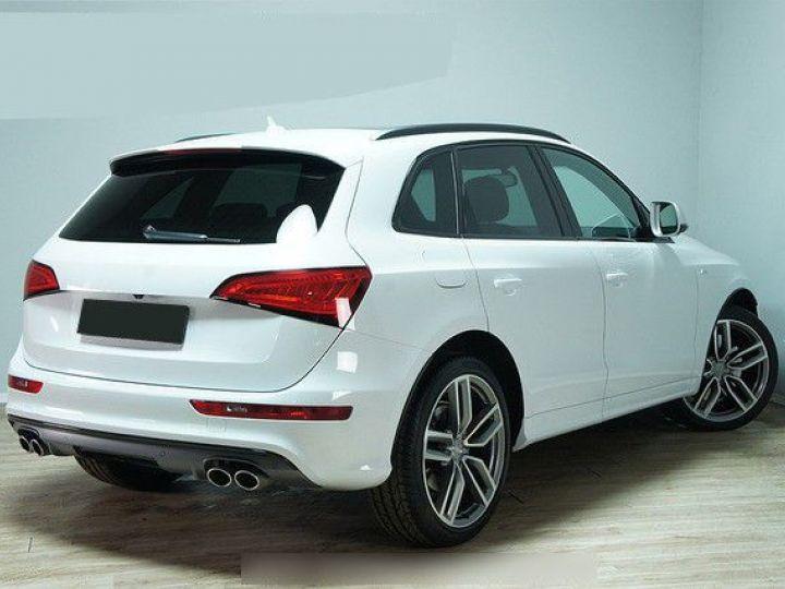 Audi SQ5 3.0 V6 BITDI 326CH QUATTRO TIPTRONIC BLANC Occasion - 2