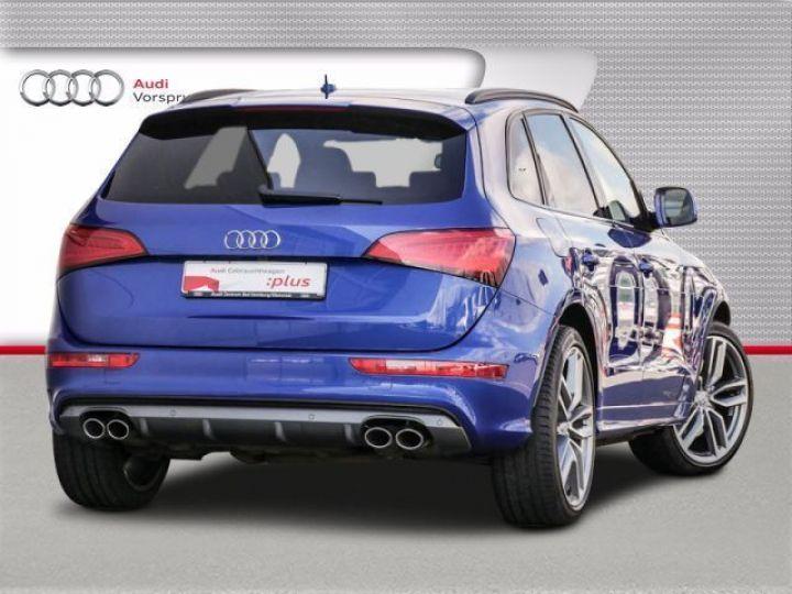 Audi SQ5 3.0 V6 BITDI 326CH QUATTRO TIPTRONIC BLEU Occasion - 3