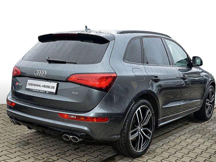 Audi SQ5 3.0 V6 BITDI 340CH PLUS QUATTRO TIPTRONIC GRIS Occasion - 2