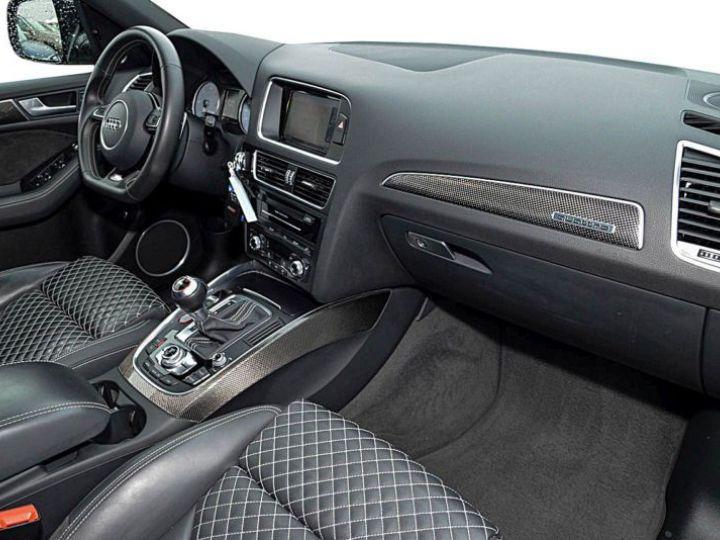 Audi SQ5 3.0 V6 BITDI 340CH PLUS QUATTRO TIPTRONIC GRIS Occasion - 7