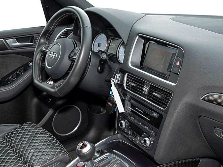 Audi SQ5 3.0 V6 BITDI 340CH PLUS QUATTRO TIPTRONIC GRIS Occasion - 8