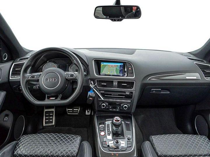 Audi SQ5 3.0 V6 BITDI 340CH PLUS QUATTRO TIPTRONIC GRIS Occasion - 10