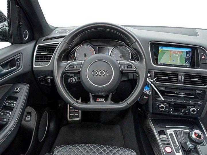 Audi SQ5 3.0 V6 BITDI 340CH PLUS QUATTRO TIPTRONIC GRIS Occasion - 11