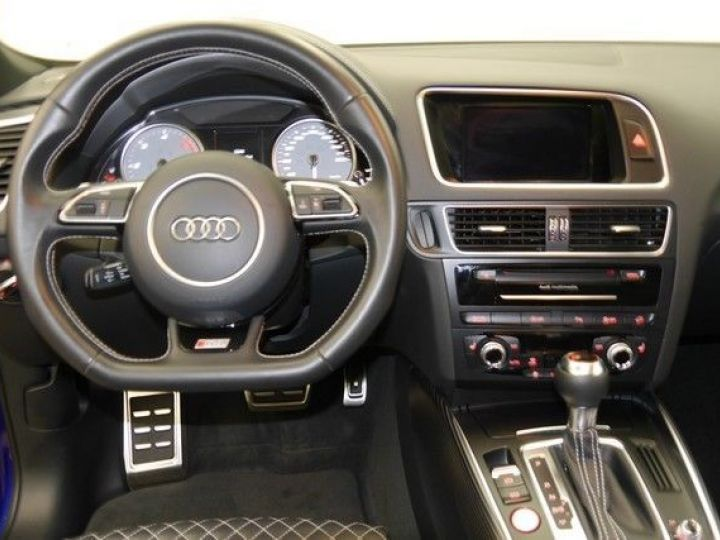 Audi SQ5 3.0 V6 BITDI 340CH PLUS QUATTRO TIPTRONIC BLEU Occasion - 2