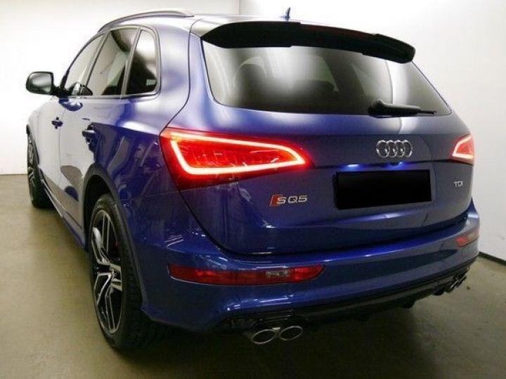 Audi SQ5 3.0 V6 BITDI 340CH PLUS QUATTRO TIPTRONIC BLEU Occasion - 5