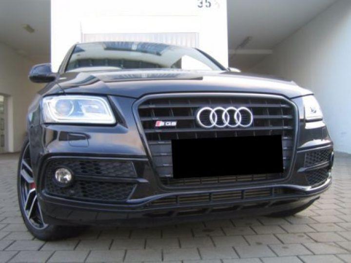 Audi SQ5 3.0 V6 BITDI 340CH PLUS QUATTRO TIPTRONIC NOIR Occasion - 1