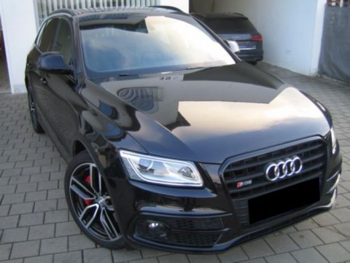 Audi SQ5 3.0 V6 BITDI 340CH PLUS QUATTRO TIPTRONIC NOIR Occasion - 2