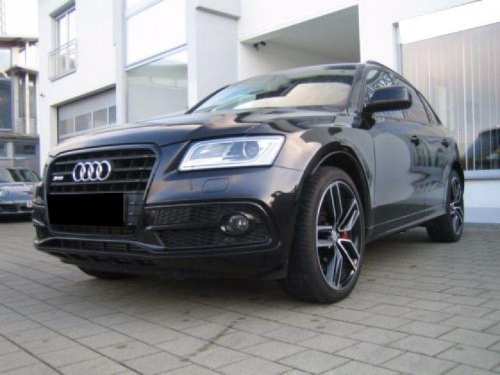 Audi SQ5 3.0 V6 BITDI 340CH PLUS QUATTRO TIPTRONIC NOIR Occasion - 4