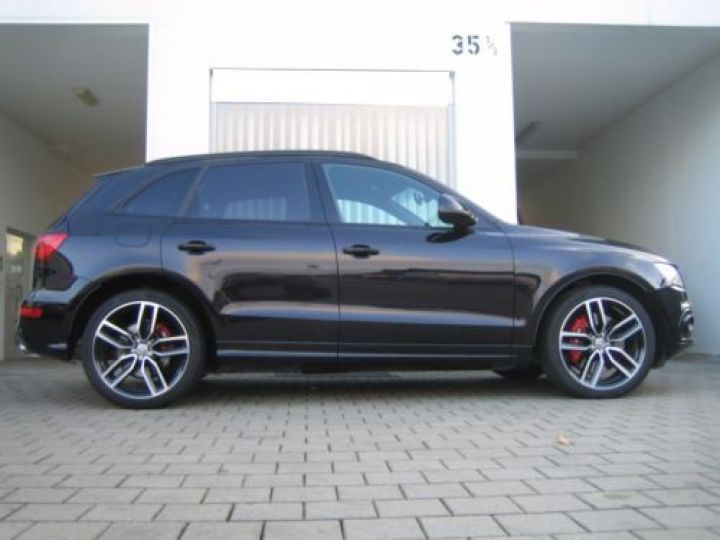 Audi SQ5 3.0 V6 BITDI 340CH PLUS QUATTRO TIPTRONIC NOIR Occasion - 6
