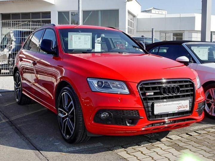 Audi SQ5 3.0 V6 BITDI 340CH PLUS QUATTRO TIPTRONIC ROUGE Occasion - 1