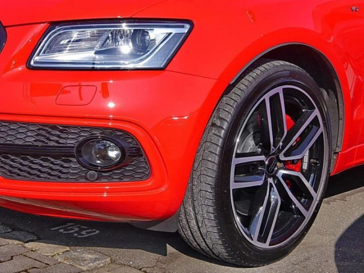 Audi SQ5 3.0 V6 BITDI 340CH PLUS QUATTRO TIPTRONIC ROUGE Occasion - 2