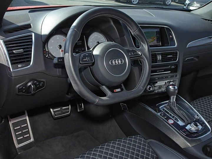 Audi SQ5 3.0 V6 BITDI 340CH PLUS QUATTRO TIPTRONIC ROUGE Occasion - 6