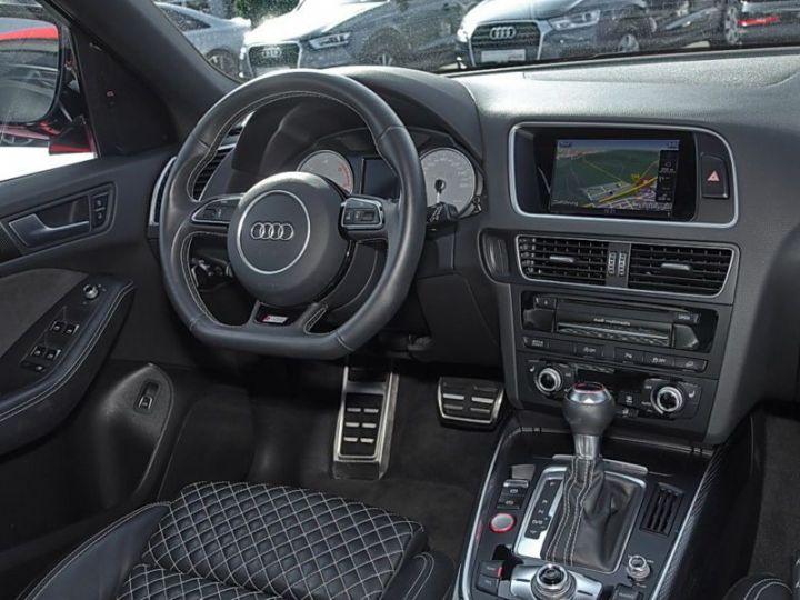 Audi SQ5 3.0 V6 BITDI 340CH PLUS QUATTRO TIPTRONIC ROUGE Occasion - 7