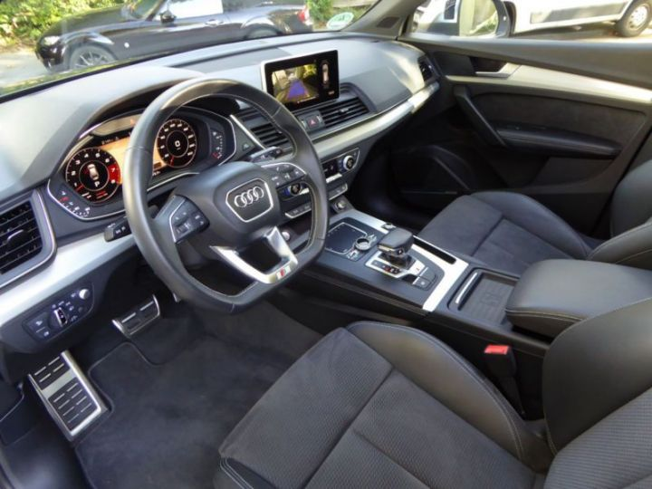 Audi SQ5 3.0 V6 TFSI 354CH QUATTRO TIPTRONIC 8 GRIS Occasion - 2