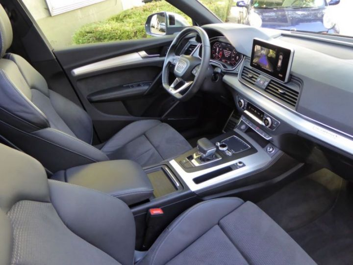 Audi SQ5 3.0 V6 TFSI 354CH QUATTRO TIPTRONIC 8 GRIS Occasion - 6