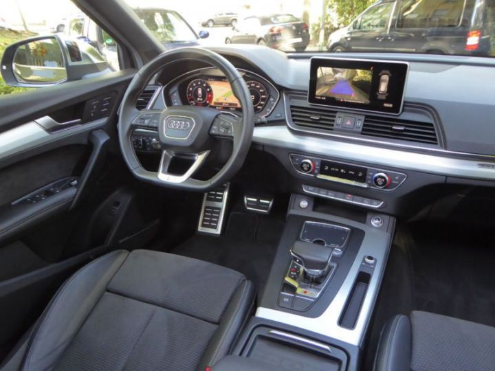 Audi SQ5 3.0 V6 TFSI 354CH QUATTRO TIPTRONIC 8 GRIS Occasion - 13