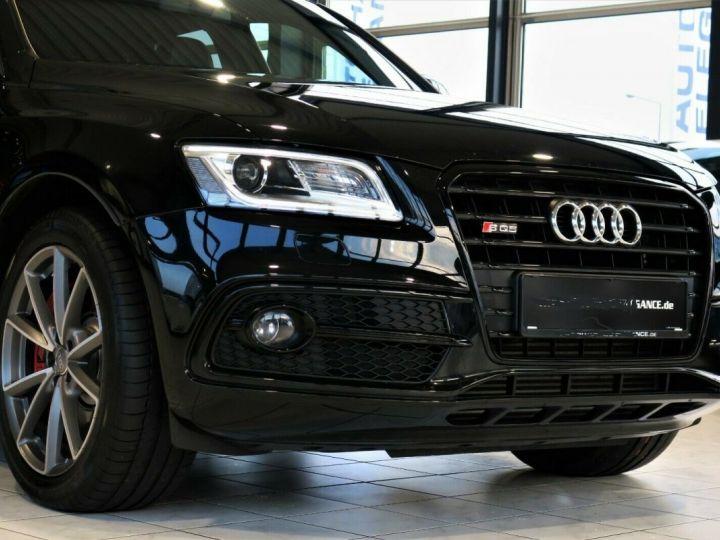 Audi SQ5 3.0TDI competition qua*NAPPA*MMI*XENON Noir Peinture métallisée - 5