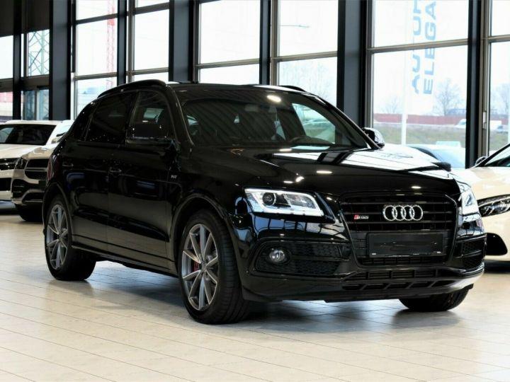 Audi SQ5 3.0TDI competition qua*NAPPA*MMI*XENON Noir Peinture métallisée - 8