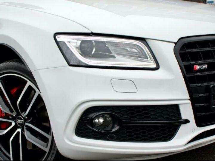 Audi SQ5  3.0TFSI-1 Jahr Garantie / Toi Pano Bleu Peinture métallisée - 5