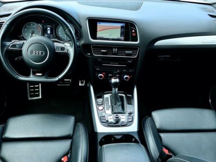 Audi SQ5  3.0TFSI-1 Jahr Garantie / Toi Pano Bleu Peinture métallisée - 13