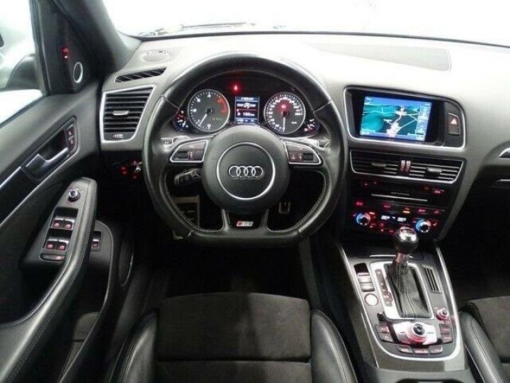 Audi SQ5 AUDI SQ5 3.0 BiTDi 313 cv Quattro Tiptronic - ACC - Bang&Olufsen - Cam - Carbone GRIS LAVE - 8