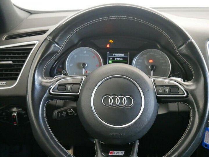 Audi SQ5 Audi SQ5 3.0 BiTDI competition quattro tiptr./Clés en Main Noir Métal - 3