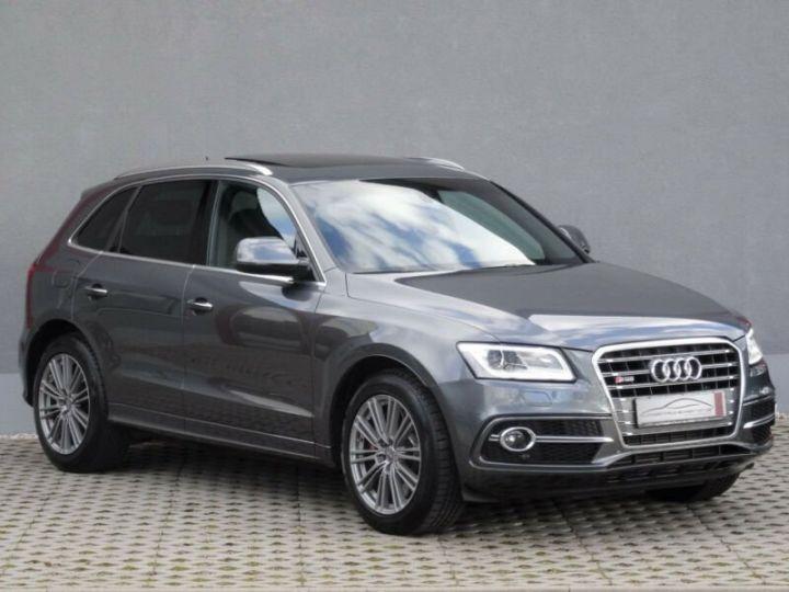 Audi SQ5 Audi SQ5 3.0 TDI (313 Ch/ quattro/panoramique/Garantie 12mois gris foncé - 1