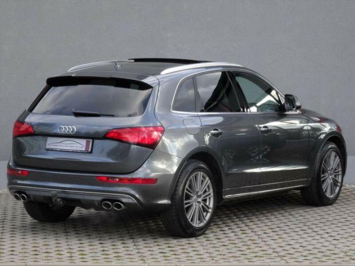 Audi SQ5 Audi SQ5 3.0 TDI (313 Ch/ quattro/panoramique/Garantie 12mois gris foncé - 3