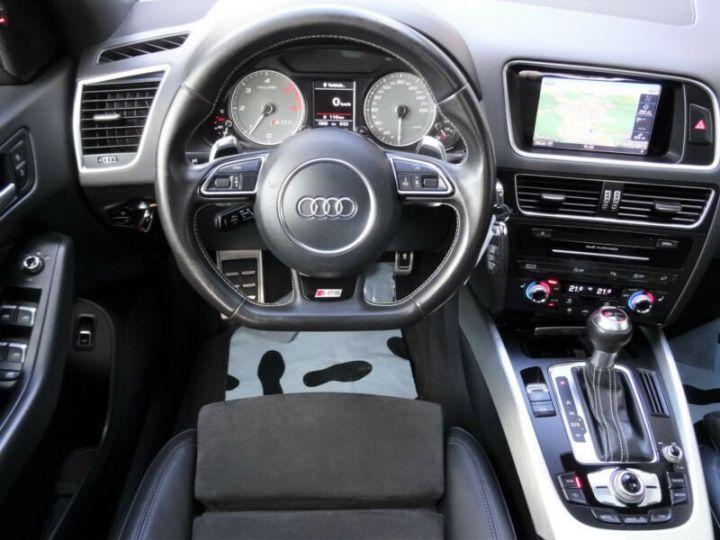 Audi SQ5 Audi SQ5 3.0 TDI (313 Ch/ quattro/panoramique/Garantie 12mois gris foncé - 5